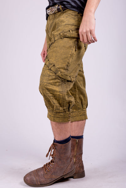 Org. Canvas Ace Britches - Moss