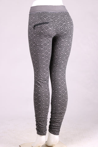 Amazonia Leggings - Charcoal