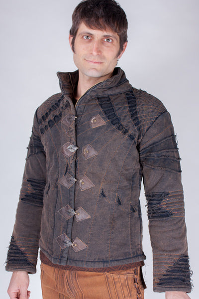 Arkana Jacket - BlackGold Stonewash