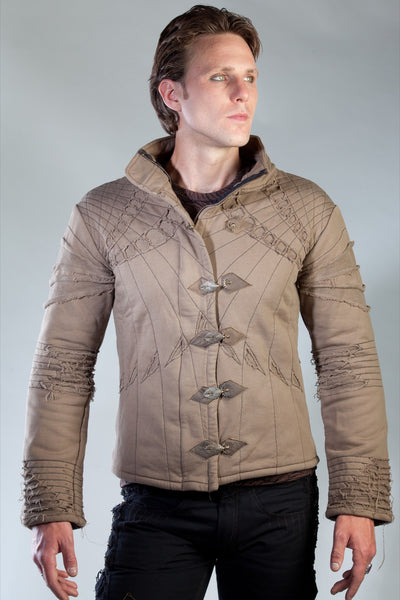 Arkana Jacket - Taupe