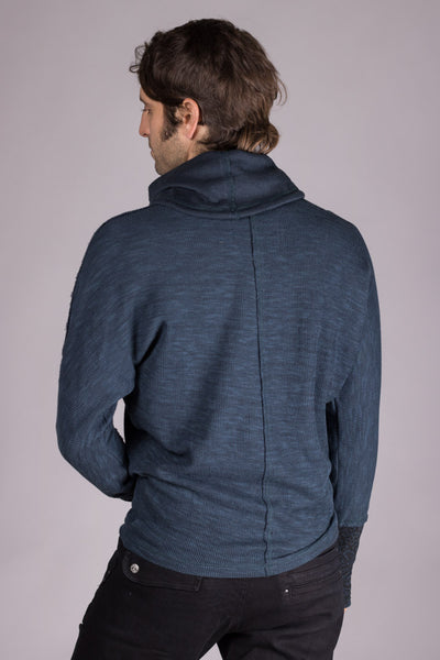Psylo Baggy Sweater - Navy