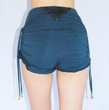 Gypsy Diamond High Waist Shorts