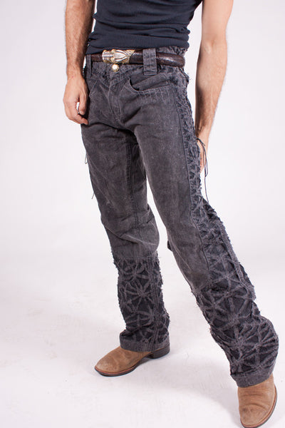 Flamenco Basix Pants - Charcoal