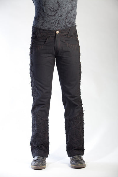 Flamenco Pants - Black