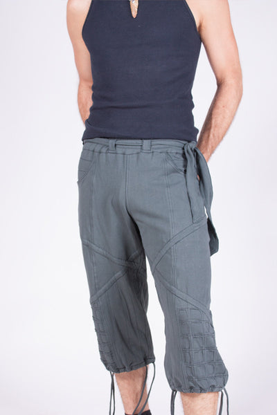 Yoga Britches - Grey