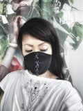 Spine Face Mask-KAYO Anime Clothing