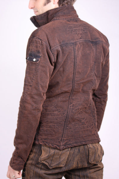 Kayu Jacket - Org. Rust Dusted