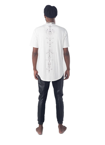 Lunar Organic Cotton Men's tee