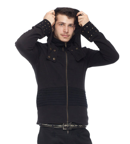 Men's Pixie Pleated Jacket