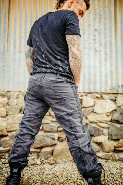 Stryder Cargo Pants - Coal