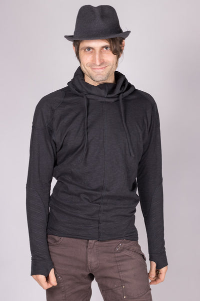 Psy Spacey Jumper - Black