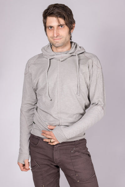 Psy Spacey Jumper - Gray