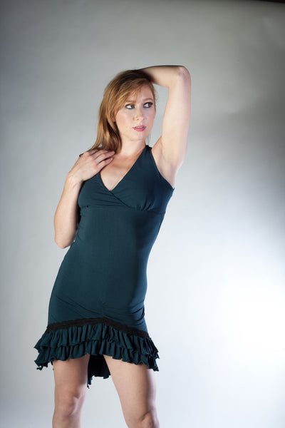 Tango Dress - Teal