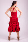 Flamenco Dress - Red