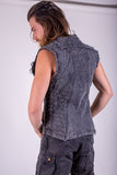 Organic Chakana Vests - Coal
