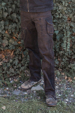 Stryder Cargo Pants - Mud