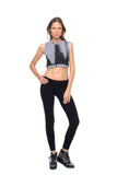 Wabi-Sabi Crop Top WT-G
