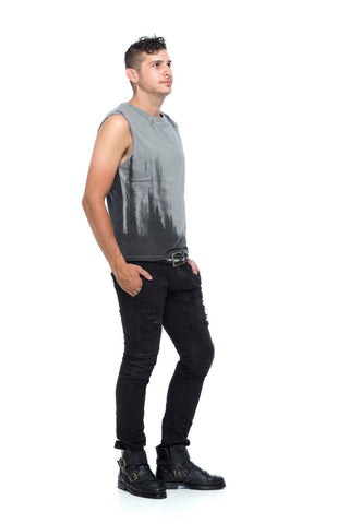 Men's Wabi-Sabi Square Tee