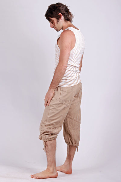 Yoga Britches - Cream