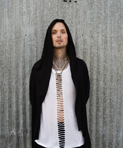 Bamboo Cardigan Unisex Men's and Women's