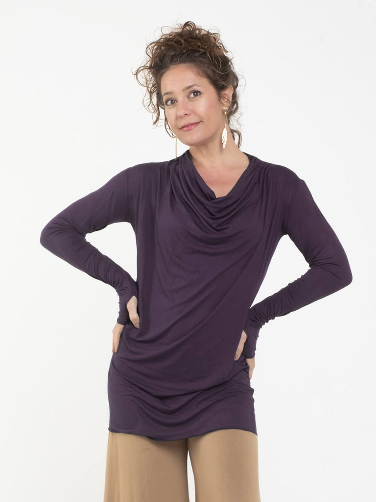 CU Waterfall Top (L/S)