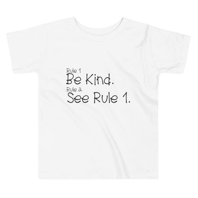 The Rules (Toddler)