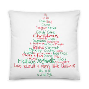 'Tis The Season Pillow