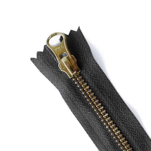 zipper-black-bronze