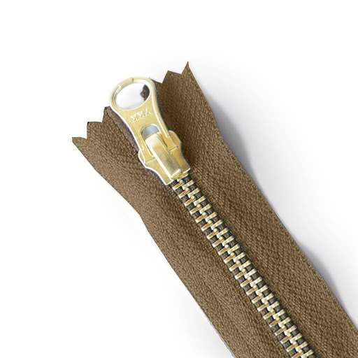 zipper-brown-gold
