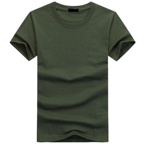 WEEKLY DEAL - Plain Casual Cotton Shirt - mart-laptop