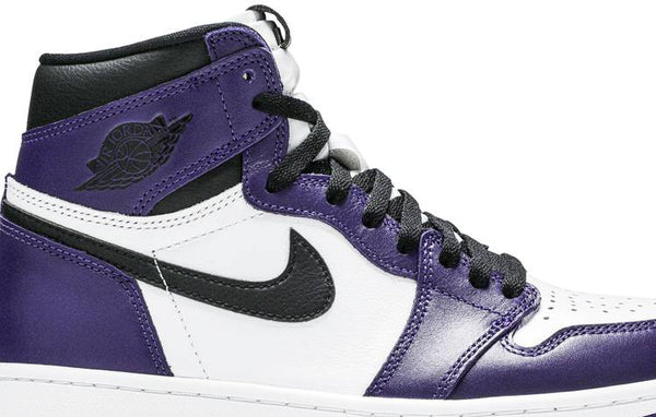 Air Jordan 1 Retro High OG 'Court Purple 2.0' - Hall Of Hype