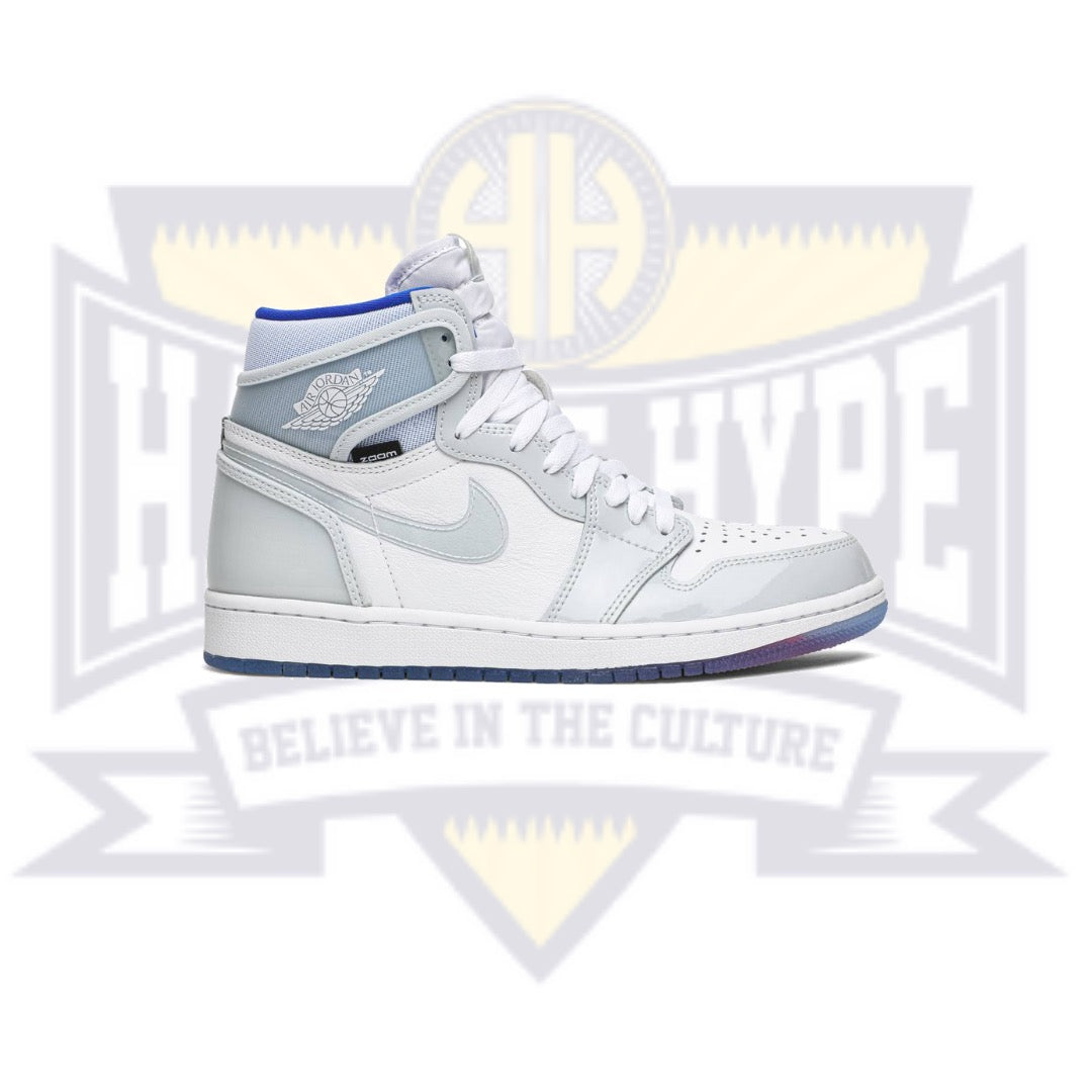 Air Jordan 1 High Zoom 'Racer Blue' - Hall Of Hype