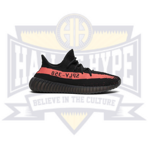 Yeezy Boost 350 V2 'Red' - Hall Of Hype
