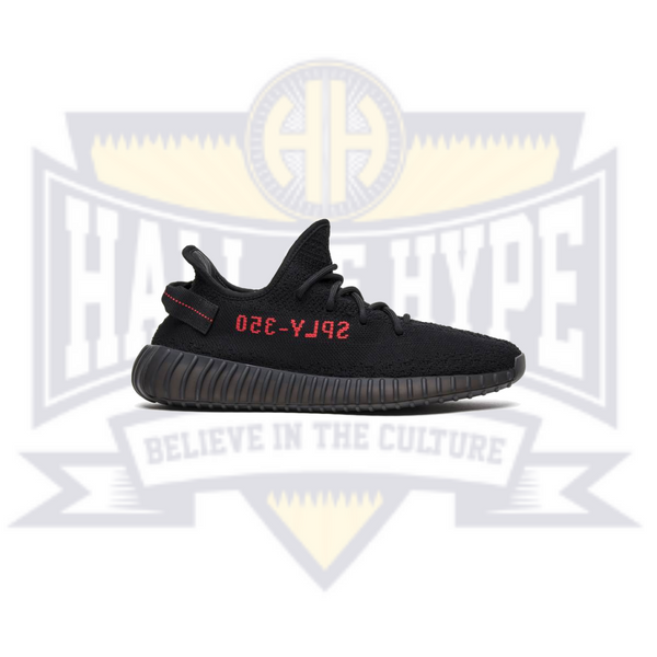 Yeezy Boost 350 V2 'Bred' - Hall Of Hype