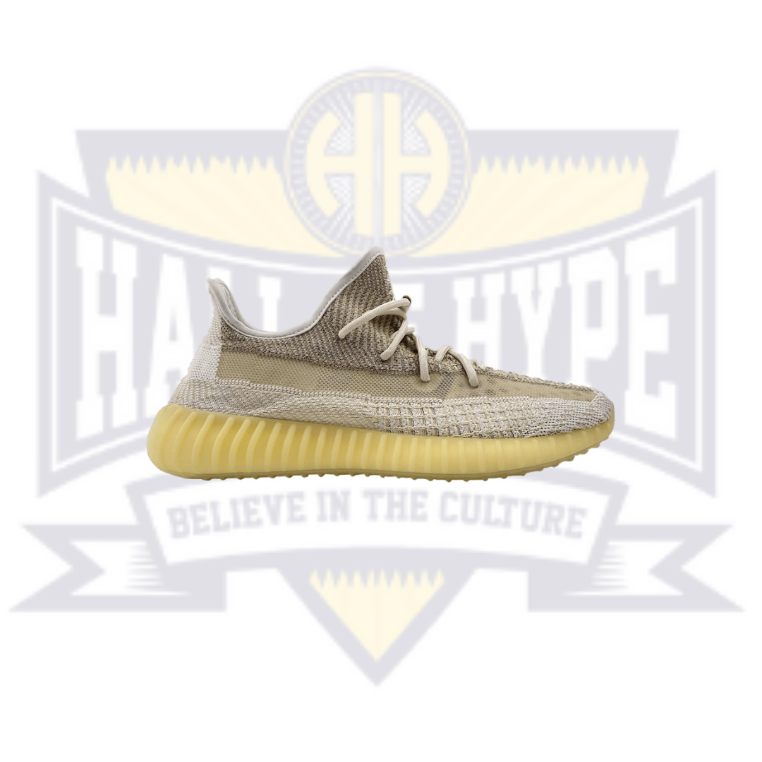 Yeezy Boost 350 V2 'Natural' - Hall Of Hype