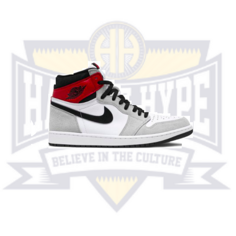 Air Jordan 1 Retro High OG 'Smoke Grey' - Hall Of Hype