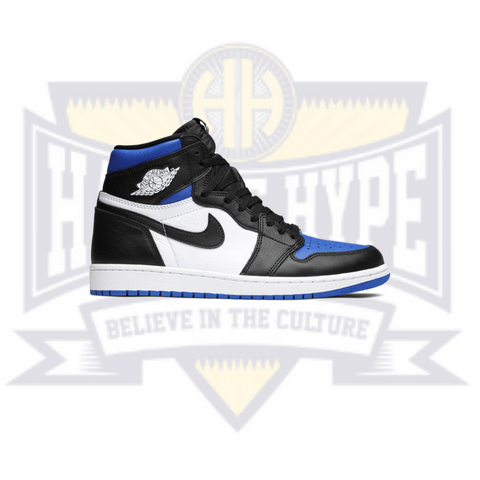 Air Jordan 1 Retro High OG 'Royal Toe' - Hall Of Hype