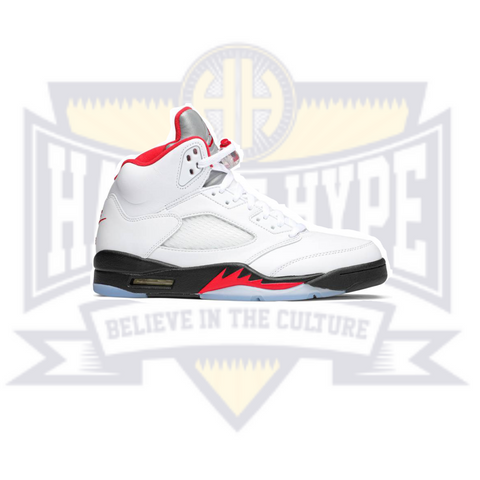 Air Jordan 5 Retro 'Fire Red' 2020 - Hall Of Hype