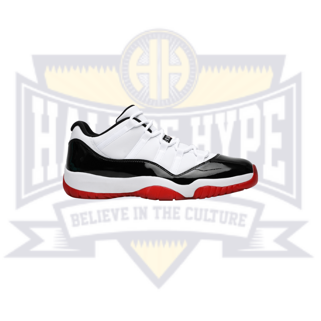 Air Jordan 11 Retro Low 'Concord-Bred' - Hall Of Hype