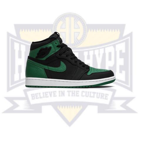Air Jordan 1 Retro High OG 'Pine Green 2.0' - Hall Of Hype