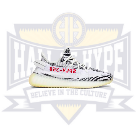Yeezy Boost 350 V2 'Zebra' - Hall Of Hype