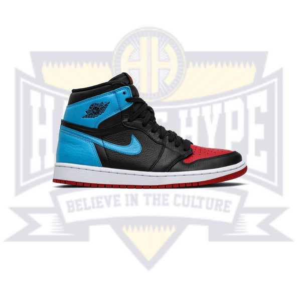 Wmns Air Jordan 1 High OG 'UNC To Chicago' - Hall Of Hype