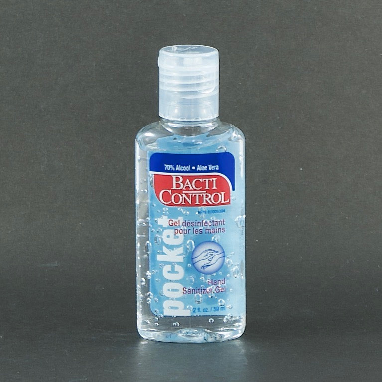 "Gel désinfectant ""Pocket"" 59 mL/2 oz"
