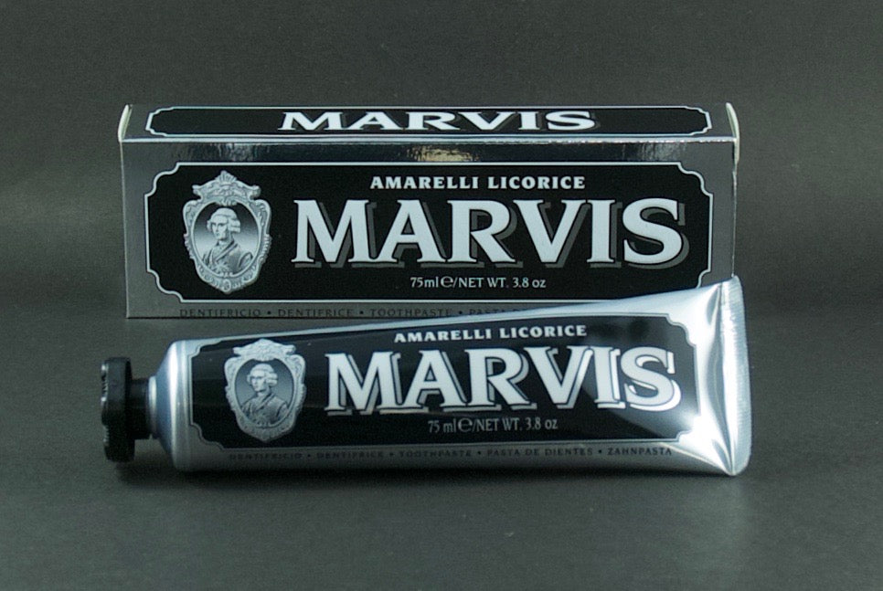 Dentifrice Marvis Réglisse Amarelli 75 ml