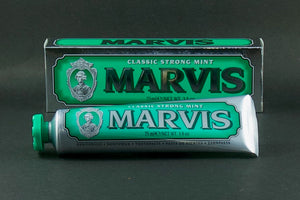 Dentifrice Marvis Menthe Forte classique 75 ml