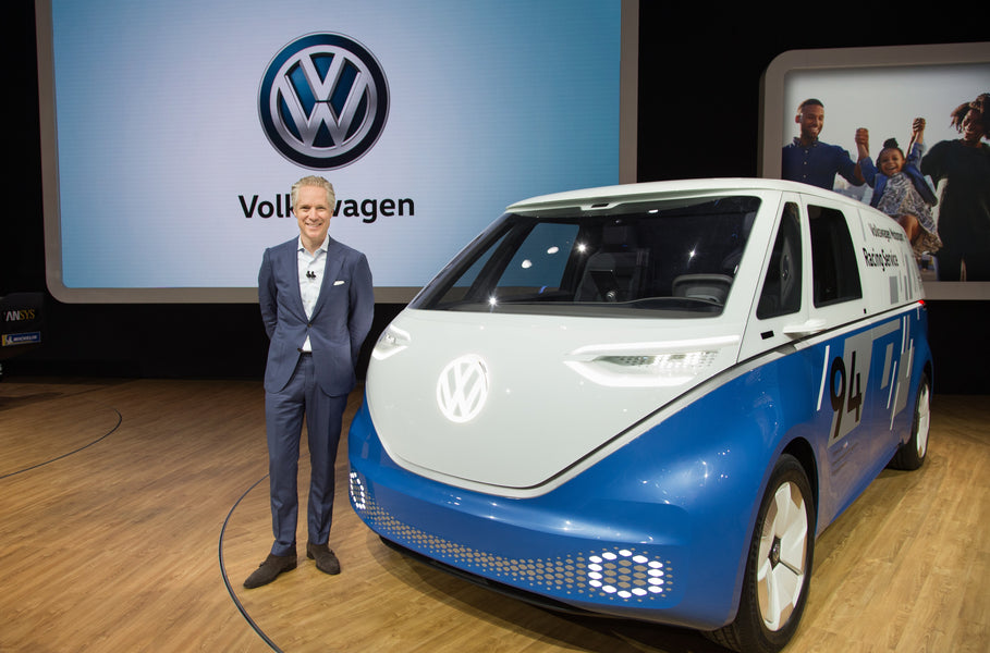 VW raises sales targets for upcoming EV's