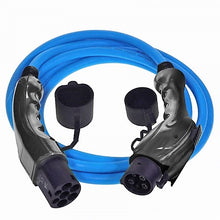 Blue Type 1 EV Charge Lead