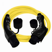 Yellow Type 1 EV Charge Lead