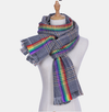 Special Rainbow Winter Scarf
