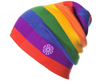 PRIDE KNITTED BEANIE HAT - SPECIAL 3 QTY